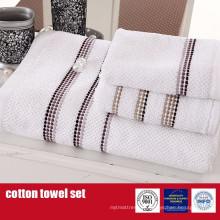 100% coton serviettes bon marché Dobby serviette