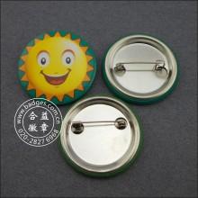 Значок ожерелья промотирования, специальная кнопка печатания конструкции (HY-MKT-0006)
