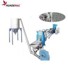 Máquina para fabricar pellets de PE / PP / línea de producción de reciclaje