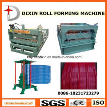 Design inovador de Dixin Crimping Roll Forming Machine