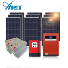 High quality 2000W solar panel kit for whole house