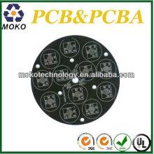 Placa de circuito del LED LED del tablero del PWB con la asamblea de SMD