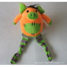 Pet Toy Product Supply Pig Stuffed Plush Dog Toy
