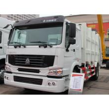 Camión de basura comprimido HOWO de Sinotruk para superventas