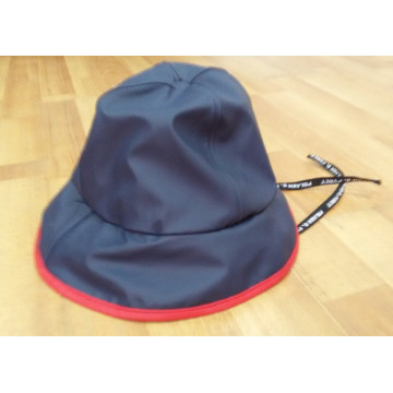 Solid PU Rain Cap for Baby