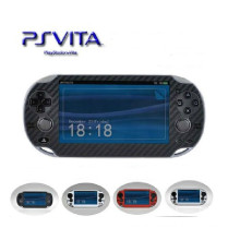 Vinyl Protector Skin Carbon Fiber Sticker for Sony PS Vita PSvita PSV 1000 PSV1000