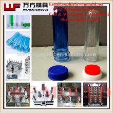 Hochwertige Jar PET-Preformformen / PET-Flaschen-Spritzgussform mit Selbstverriegelung und Luftabdichtung