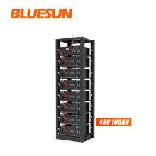 48v lifepo4 lithium battery 75ah 100ah 200ah LFP battery with BMS
