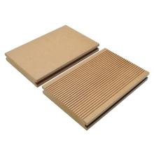 Solid / WPC / Plástico de madeira Composto Pavimento / Decking140 * 25 ao ar livre
