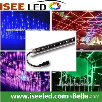 Tube 3D adressable de Pixel RGB LED DMX