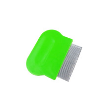 cat small lice comb