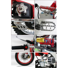Strong Suspension, Wheel Rim, Handle for 125CC Dirt Bike