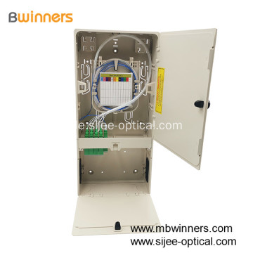 32 Port Fiber Optic Termination Box FTTH Anschlussdose