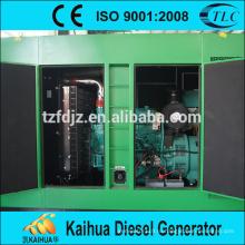 Супер Молчком Тип Тепловозный комплект генератора 400kw установить с KTA19-от g3a работает на двигатель CUMMINS