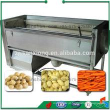 Advanced MXJ escova máquina de lavar batata descascador, alho descascador