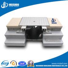 Joints d'expansion de plancher en aluminium pour bâtiments