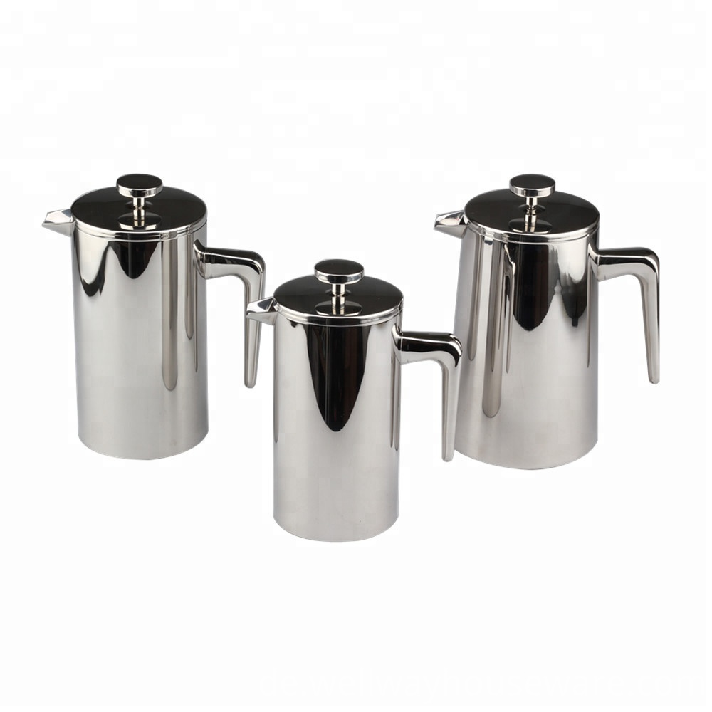 French Coffee Press Double Walled 32 Oz