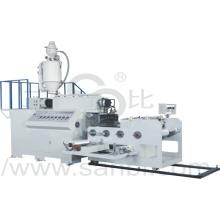 Machine de fabrication de film extensible à co-extrusion à double couche (CE)