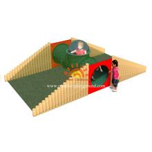 Ausrüstungs-Innenkleinkindspielplatz für Kindergarten im Verkauf