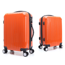 Carry-on Bags Zipper Luggage with Removable Wheels