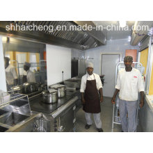 Professional Lpcb Certification Manufacturer Container Modified Kitchen (shs-mc-kitchen001)