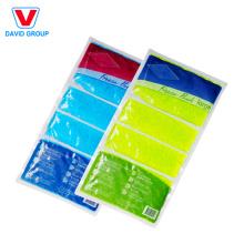 Paquete de hielo reutilizable en gel Paquete de hielo instantáneo Paquetes de gel congelados
