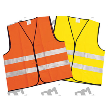 Hi-visible Reflective Safety Vest