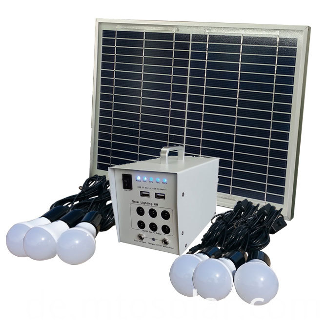 20w Solar Kits for Africa