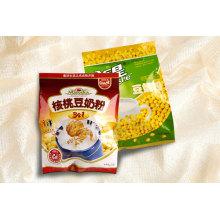 Plastic Soy-Bean Milk Powder Package Pouch