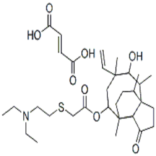 Fumarate CAS 55297-96-6 do hidrogênio de Tiamulin