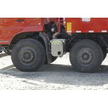 Dongfeng 6X6 Drive Wheel nouveau camion-benne