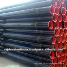 ASTM A312M-2001 Tubería / tubo sin costura de acero al carbono