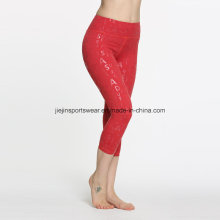 Factory 3D Siliconel Full Print Colorful Yoga Sexy Leggings for Women
