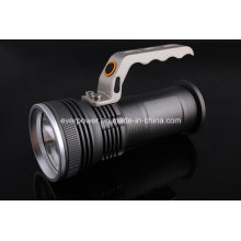 Rechargeable Q5 18650 LED Search Camping Lantern for Emergency