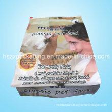 Mentos Pet Food PE Ziplock Bag