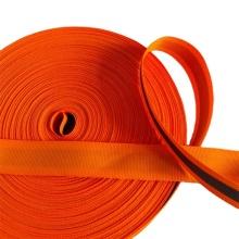 Зеленая светоотражающая ткань Оксфорд 5 см для шитья