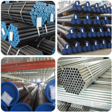 ERW High Frequency Welded Carbon Steel Pipes / Tubes