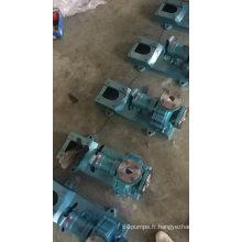 Huile chaude RY Pompe à connexion magnétique Pompe centrifuge sans fuite