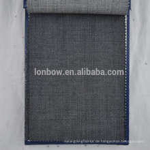 Pin-Check alle Wolle Anzugstoff für Herrenanzüge