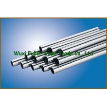Tubo de aço inoxidável decorativo da tubulação da força de alta elasticidade