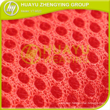 YT3991 100 polyester 3d air mesh fabric for motorcycle seat cover