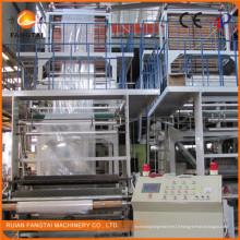 Machine soufflante de film de LDPE et de HDPE de Sj-A50