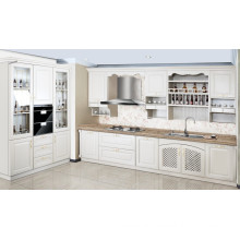 Affordable Modern MDF Lacquer Kitchen Cabient Design