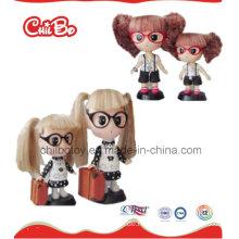 China-heiße verkaufende pädagogische Puppe für Mädchen (CB-dB12-Y)