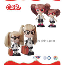 China Hot Selling Educational Doll for Girls (CB-dB12-Y)