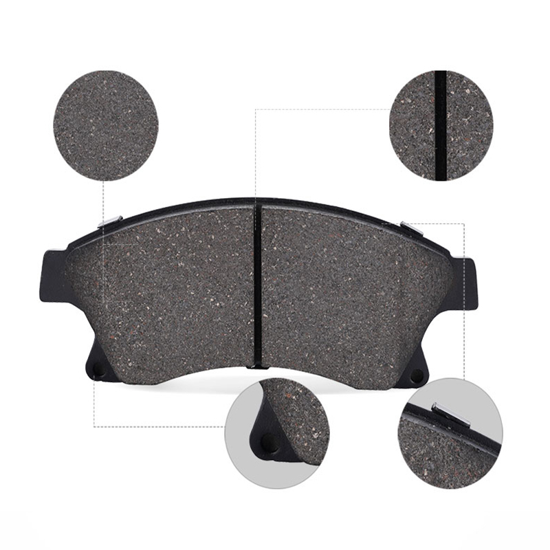 what is brake pad wear
