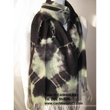 Пашминовый галстучный платок для красок Img_7460