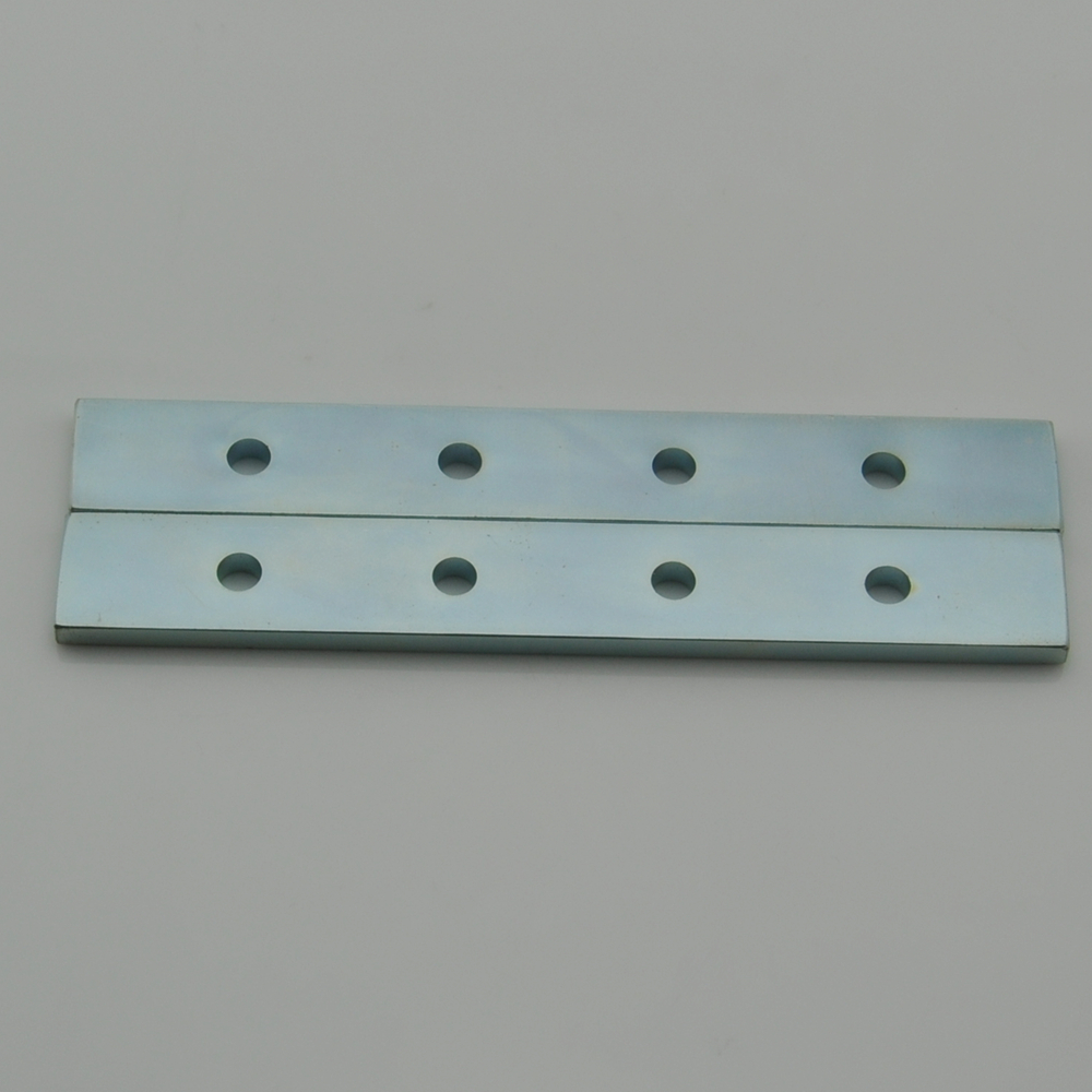 block magnet with holes