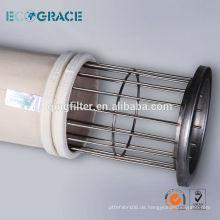 Biomasse Kesselfilter PPS Filtertüten