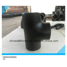 A234 Wpb Bw Carbon Steel Seamless Pipe Tee